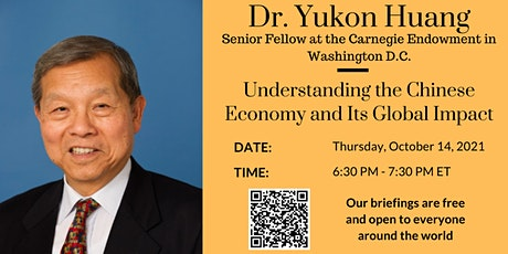 Understanding the Chinese Economy and Its Global Impact tickets