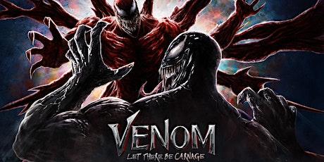 Venom 2 / Dont Breathe 2 or Adams Family 2 / Madea Boo Halloween tickets