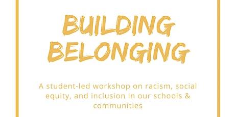 Building Belonging Teen Workshop tickets