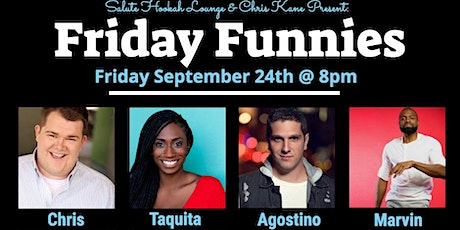 Friday Funnies (September Show) tickets