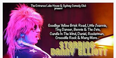 THE ELTON EXPERIENCE - performed by award winning Danny Elliott tickets