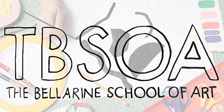 Kids Art School - Barwon Heads tickets