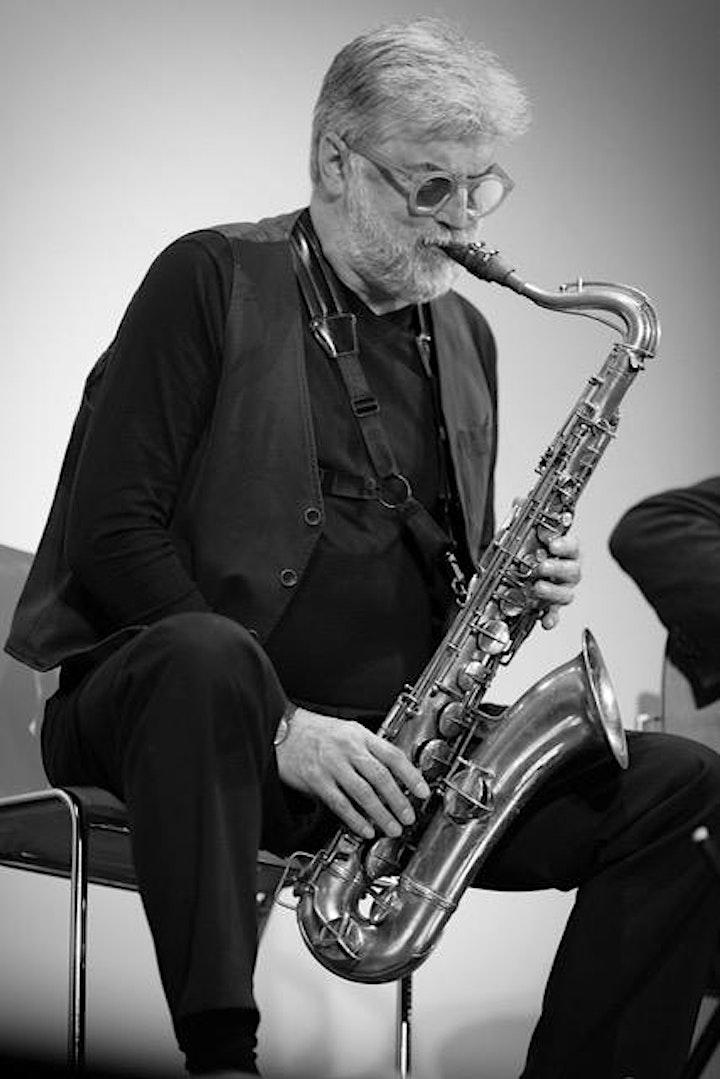 Calici, crudo e jazz image