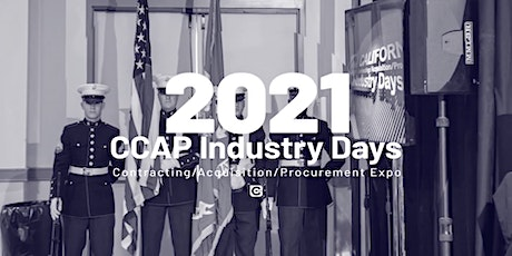 2021 Military, Federal and State Contracting - CCAP Industry Days tickets
