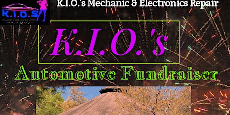 K.I.O. 's Automotive Fundraiser tickets