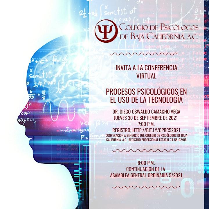 Imagen de Procesos psicológicos en el uso de la tecnología