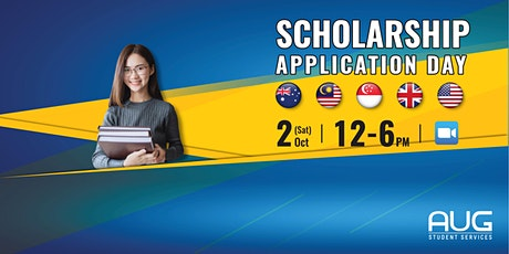 Virtual Scholarship Application Day tickets