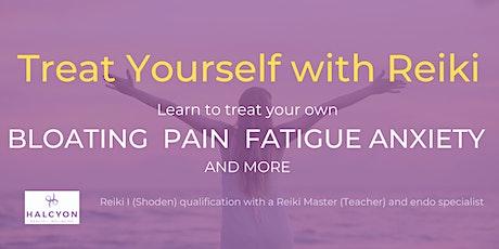 Treat Yourself With Reiki ; Reiki Level 1 Shoden First Degree qualification tickets
