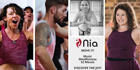 NIA MOVEit™ Sundays - Music, Movement and Mindfulness tickets