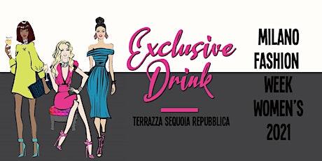 MILANO FASHION WEEK 2021 - Terrazza Repubblica District biglietti