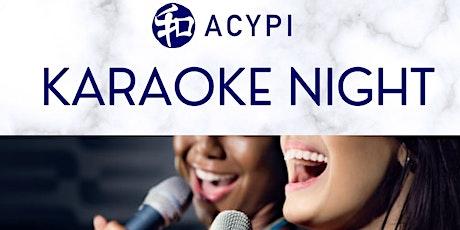 Karaoke Night - ACYPI Adelaide tickets