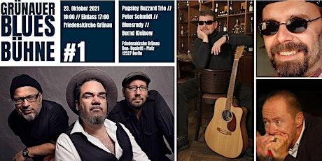 Grünauer Blues Bühne Nr.1 Tickets