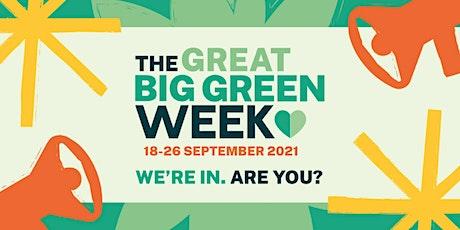 Great Big Green Week: Bristol city centre litter pick tickets