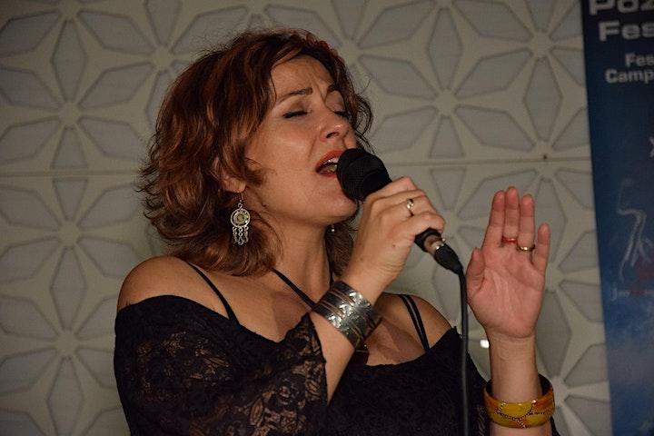 "Immagine Ciro Caravano&Virginia Sorrentino 4et in ""Barbra Streisand e Michel Legrand"