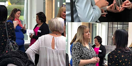 Athena Warwickshire Cappuccino Connections - Face to Face! tickets