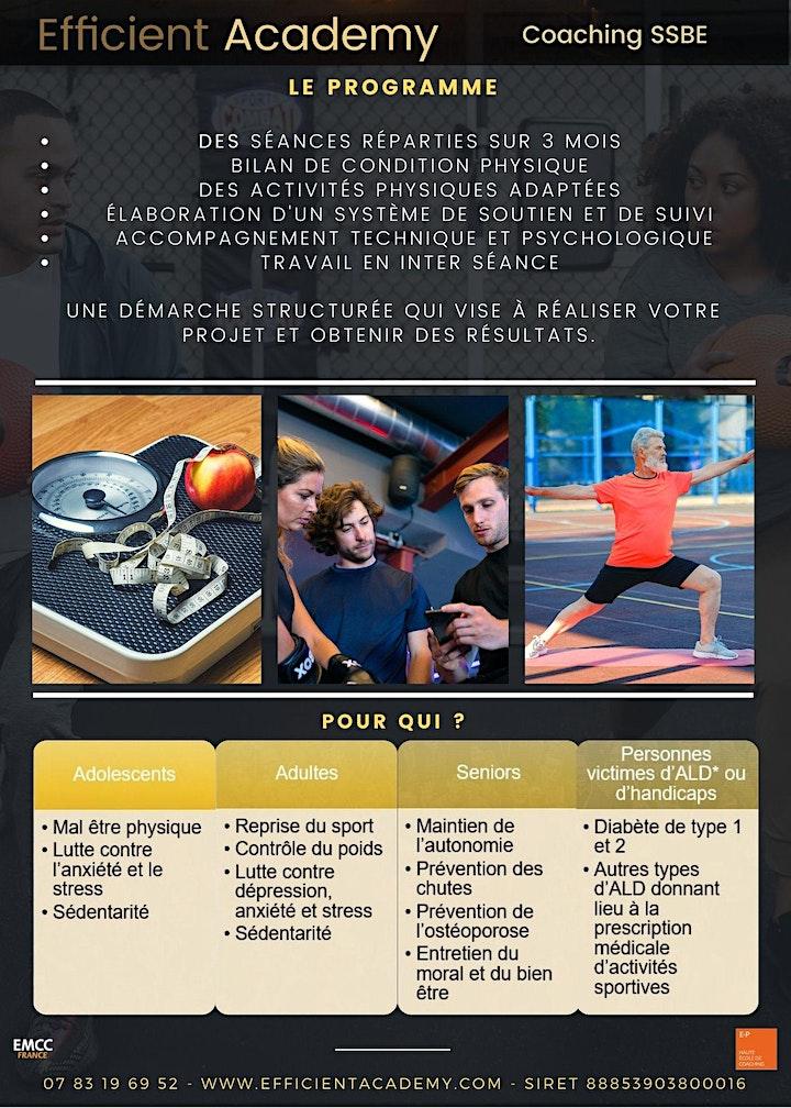 Image pour Annecy : Webinar présentation du Coaching SSBE