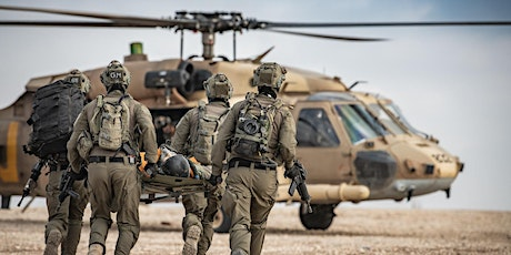 Meet the Heroes of Unit 669 - Israel's Elite Search & Rescue Unit tickets