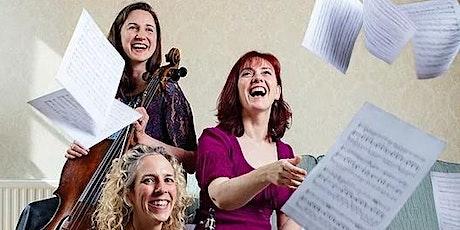 Trio Ecossaise - a clarinet, cello and piano trio tickets