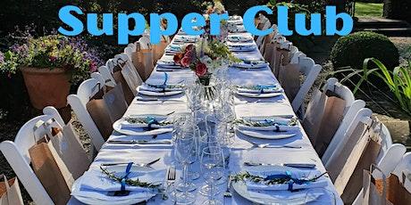 Secret Supper Club tickets