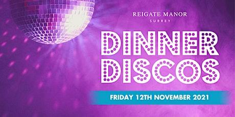 Dinner Discos tickets