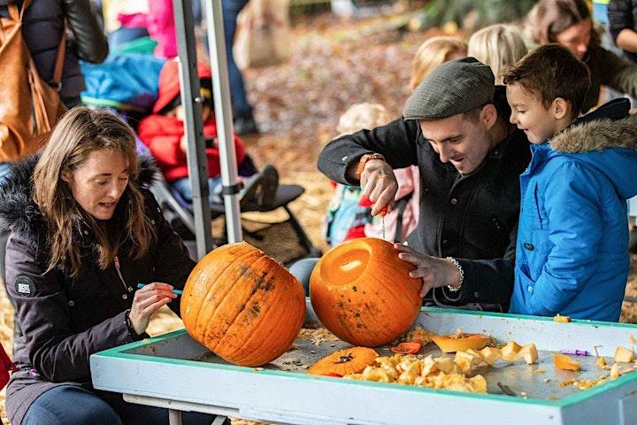 Pumpkin Carving Workshop @Pumpkins On T'hill image