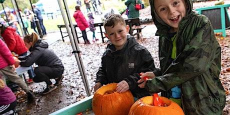 Pumpkin Carving Workshop @Pumpkins On T'hill tickets