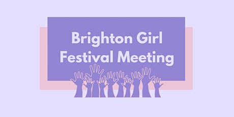Brighton Girl Festival Introduction tickets