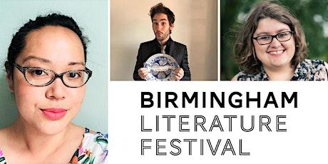 Bham Lit Fest 21: Maisie Chan, Ben Davis & Lauren James on Children's Books tickets