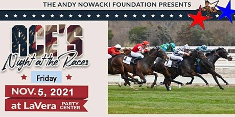 2nd Ace's Night at the Races tickets
