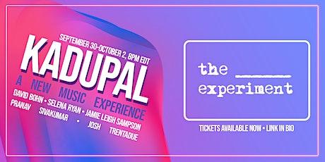 Kadupal: A New Music Experience tickets