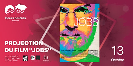 """Projection film """"Jobs"""" - Geeks & Nerds museum biglietti"""