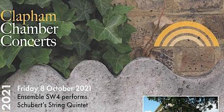 Schubert String Quintet tickets