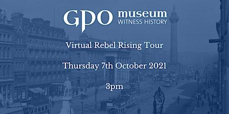 Virtual Rebel Rising Tour tickets