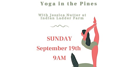 Yoga in the Pines at Indian Ladder Farms tickets