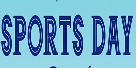Back to School Sports Day tickets