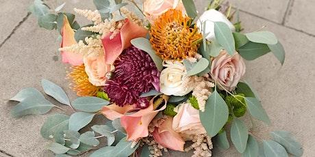 Autumn Floral Workshop tickets