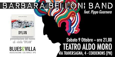 Barbara Belloni Band - Teatro Aldo Moro, Cordenons PN tickets