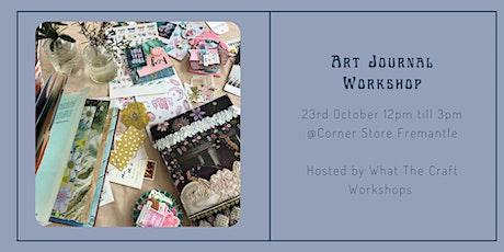 Creative  Art Journal Workshop tickets