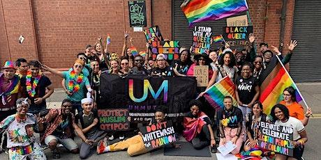 Unmuted at Birmingham Pride Parade 2021 tickets