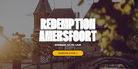 Redemption Church Amersfoort | Live Samenkomst tickets