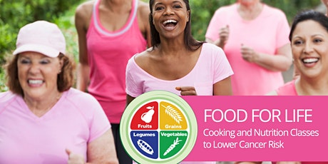Food for Life: Let's Beat Breast Cancer Together tickets