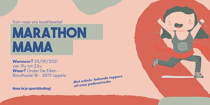 Afbeelding van Boekpresentatie Marathon Mama