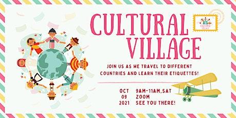 Cultural Village tickets