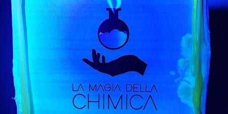 La Magia della Chimica - SHARPER Palermo biglietti
