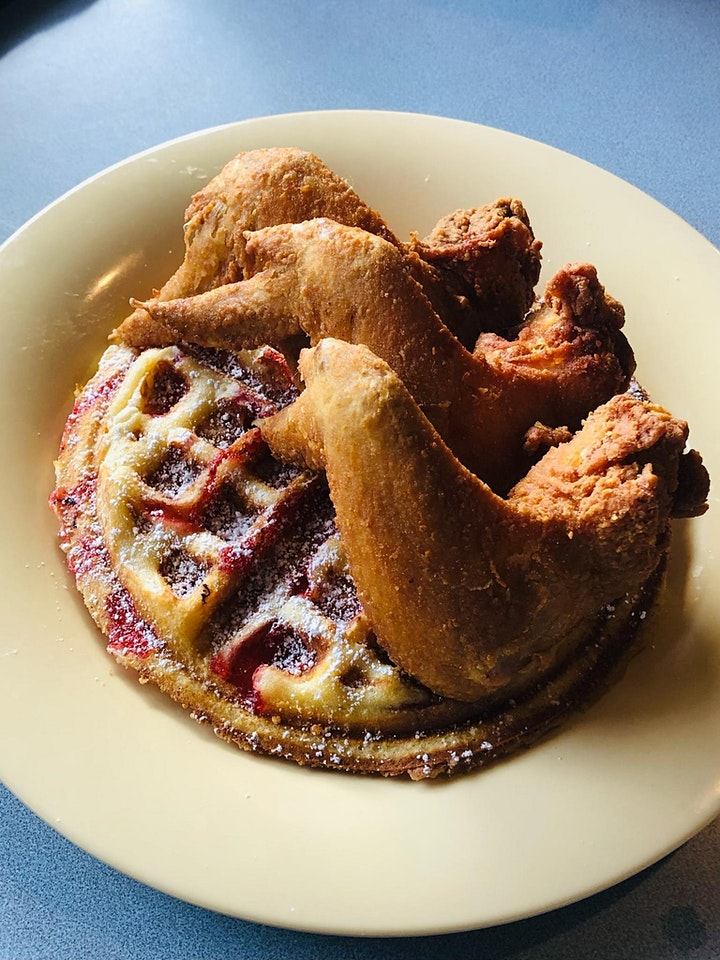 Brother's Chicken and Waffles Halloween Party image