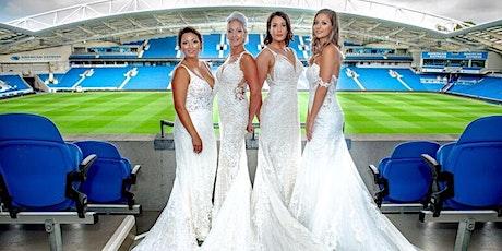 AMEX Stadium Wedding Show tickets