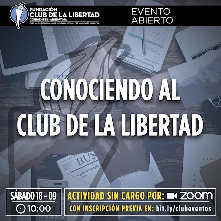 Imagen de CLUB DE LIBERTAD - CONOCIENDO AL CLUB DE LA LIBERTAD