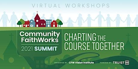 Community FaithWorks - Vision Institute Summit tickets