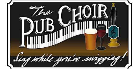 The Pub Choir @ The Anglers, Teddington tickets