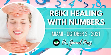 Reiki Healing with Numbers tickets